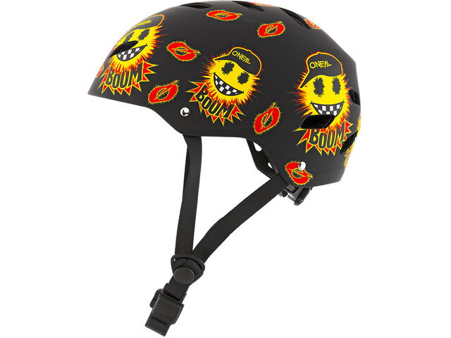 O'Neal Dirt Lid Helmet Youth, emoji-black/yellow